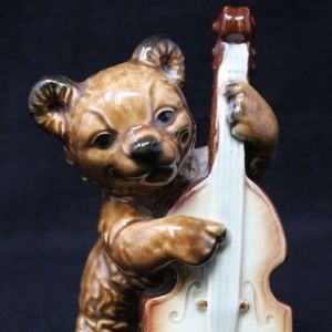 Goebel Bear Dancing Figurine # 33509